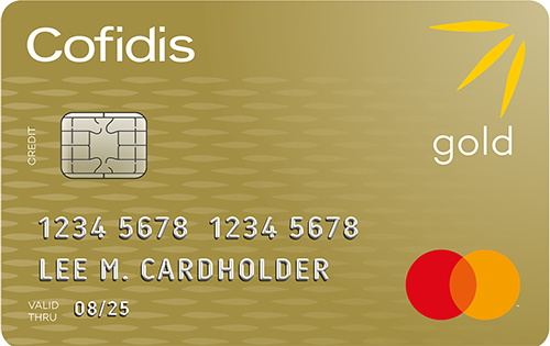 Mastercard Gold by Cofidis